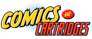 Comics & Cartridges