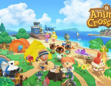 Animal Crossing New Horizons promotional art